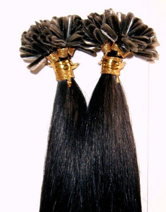 Extension keratine U-tip Pre-bonded Hair - par ExtensionJeska